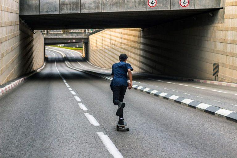 Cruising Skateboard