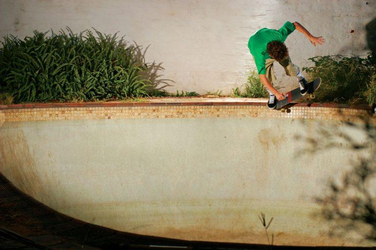 Piscina Skateboard