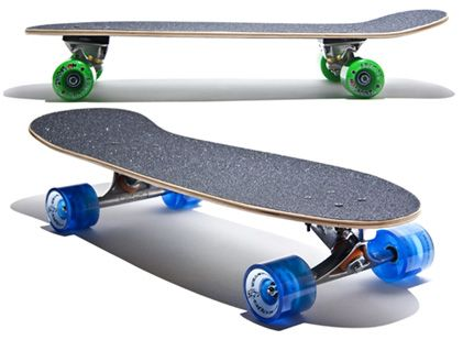Skate shortboard