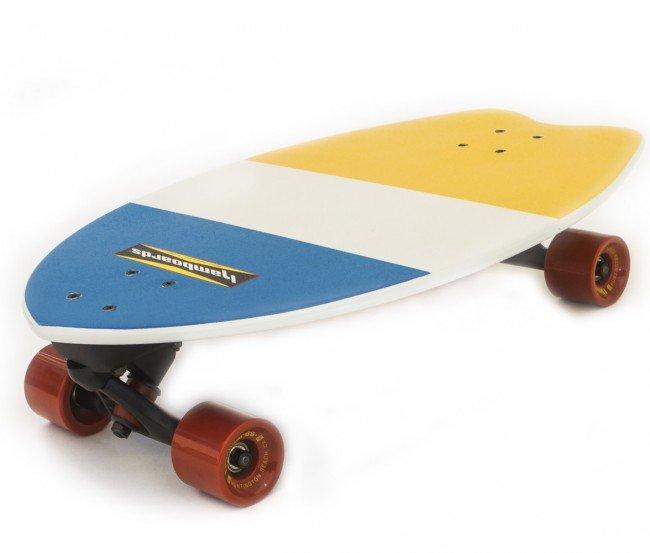 skate hamboard