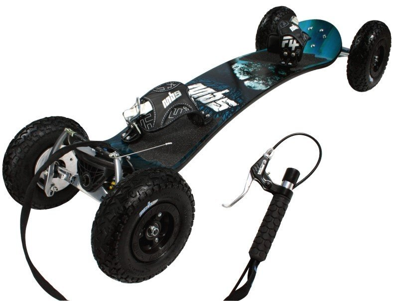 skate mountainboard