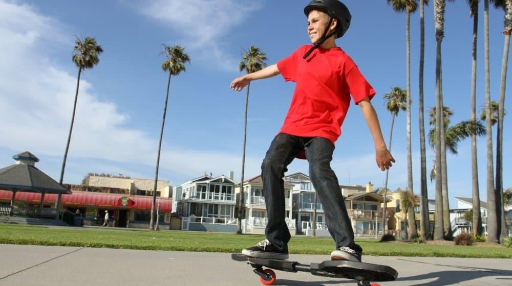 niño waveboard