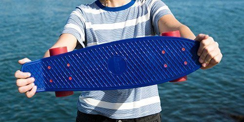 penny board azul