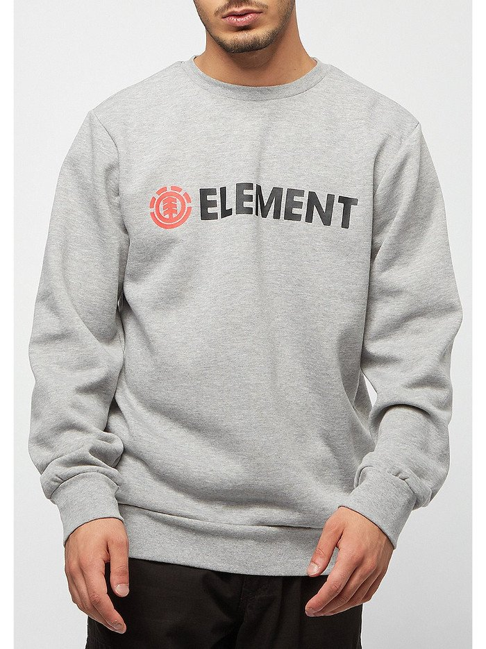 sudadera element barata gris