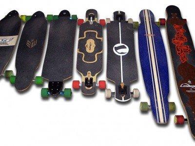 ¿Qué tipos de skates existen? ¿Qué diferencias tienen?