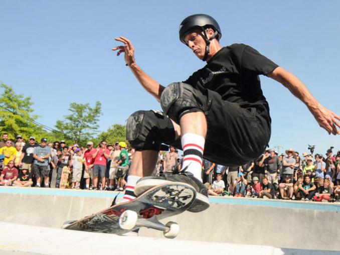mejores skaters del mundo - tony hawk