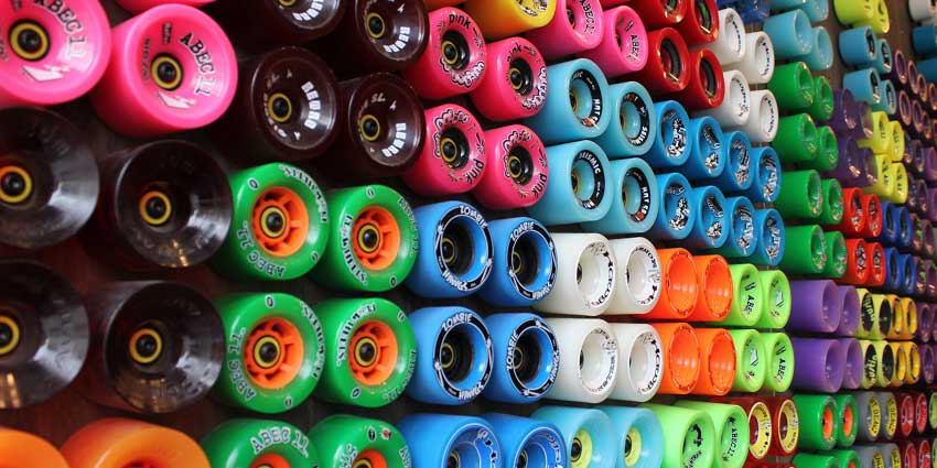 ruedas longboard