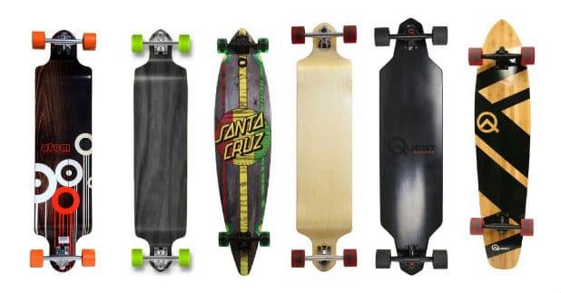 marcas de longboard