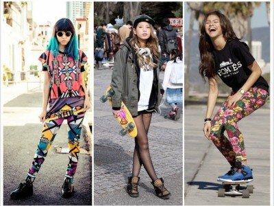 ropa skate tendencia