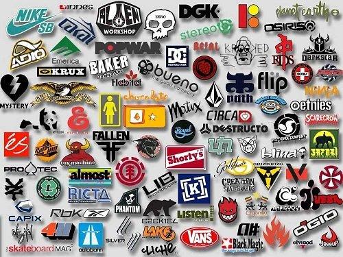 todas las mejores marcas de skate