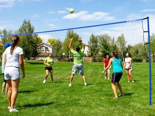 deporte colectivo volleyball