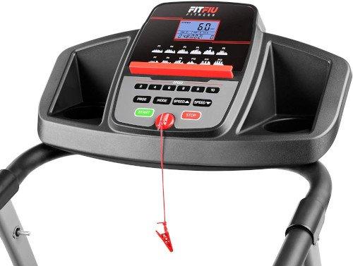 Fitfiu Fitness MC-100 pantalla