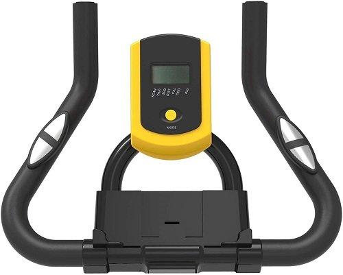 Nero Sport Bluetooth Bicicleta de Ejercicios Aeróbicos Spinning pantalla