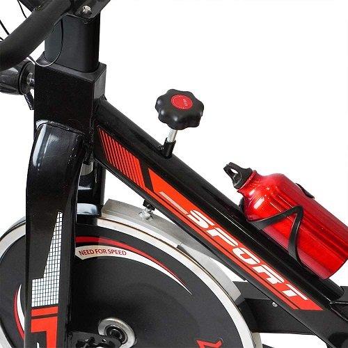 TLV BS2 Bicicleta Estatica de Spinning Bici Ejercicio rueda