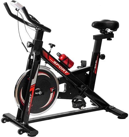 TLV BS2 Bicicleta Estatica de Spinning Bici Ejercicio