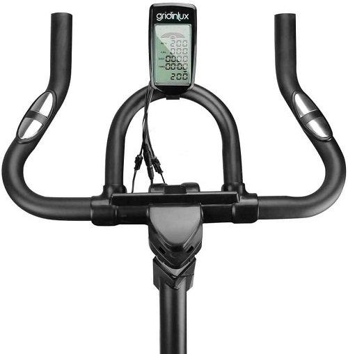 gridinlux. Trainer Alpine 6000 pantalla