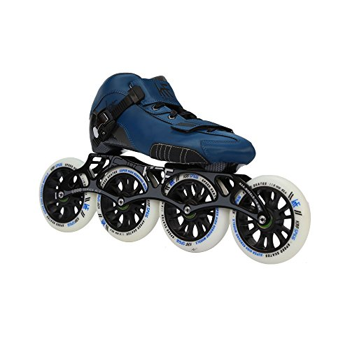 KRF The New Urban Concept Speed 616 Patines de Velocidad, Azul, 41